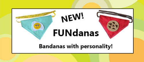 Visit my Etsy Shop to order your FUNdana!
